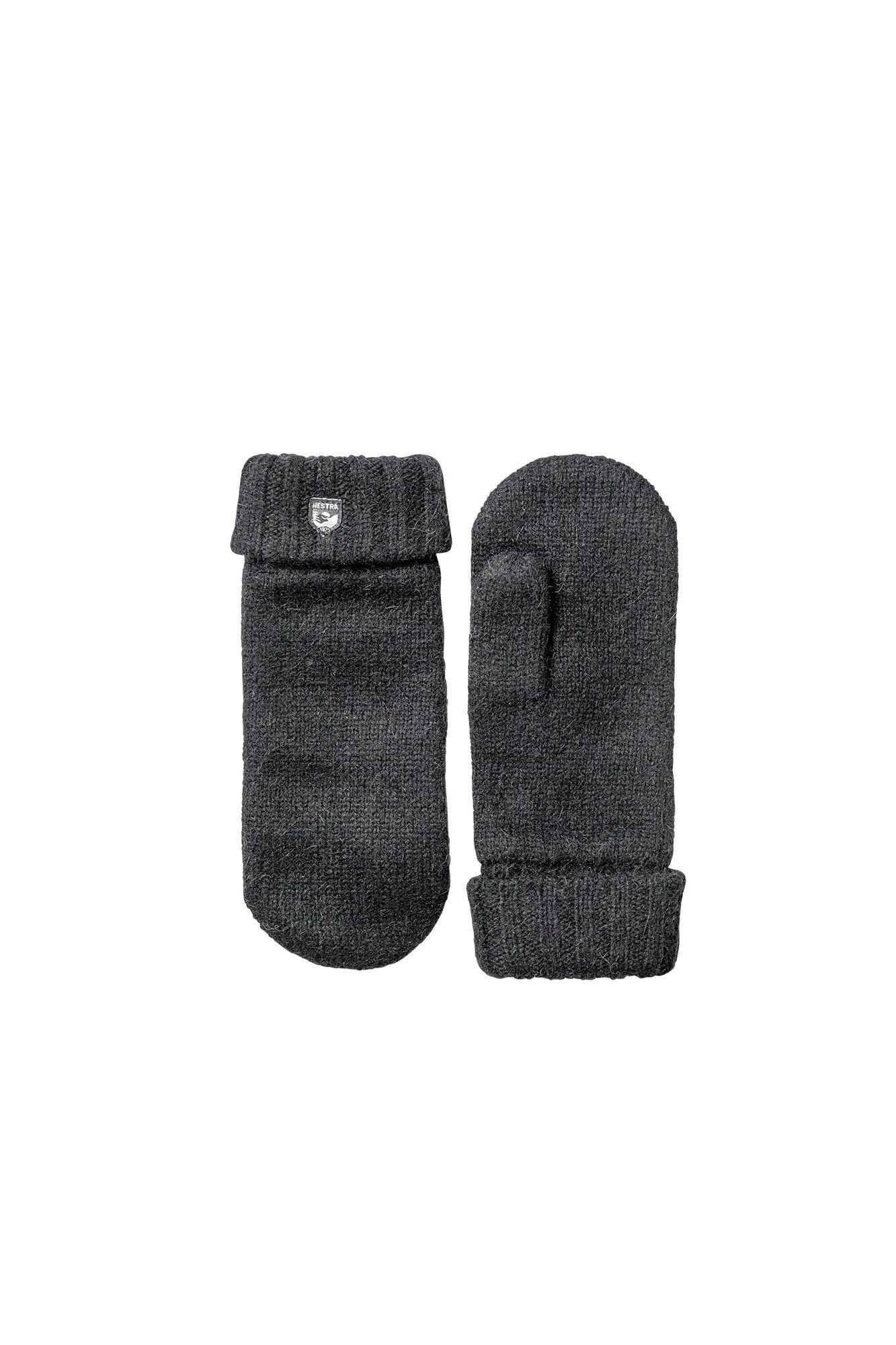 Bonny Knit Mitten 63481, 100 BLACK