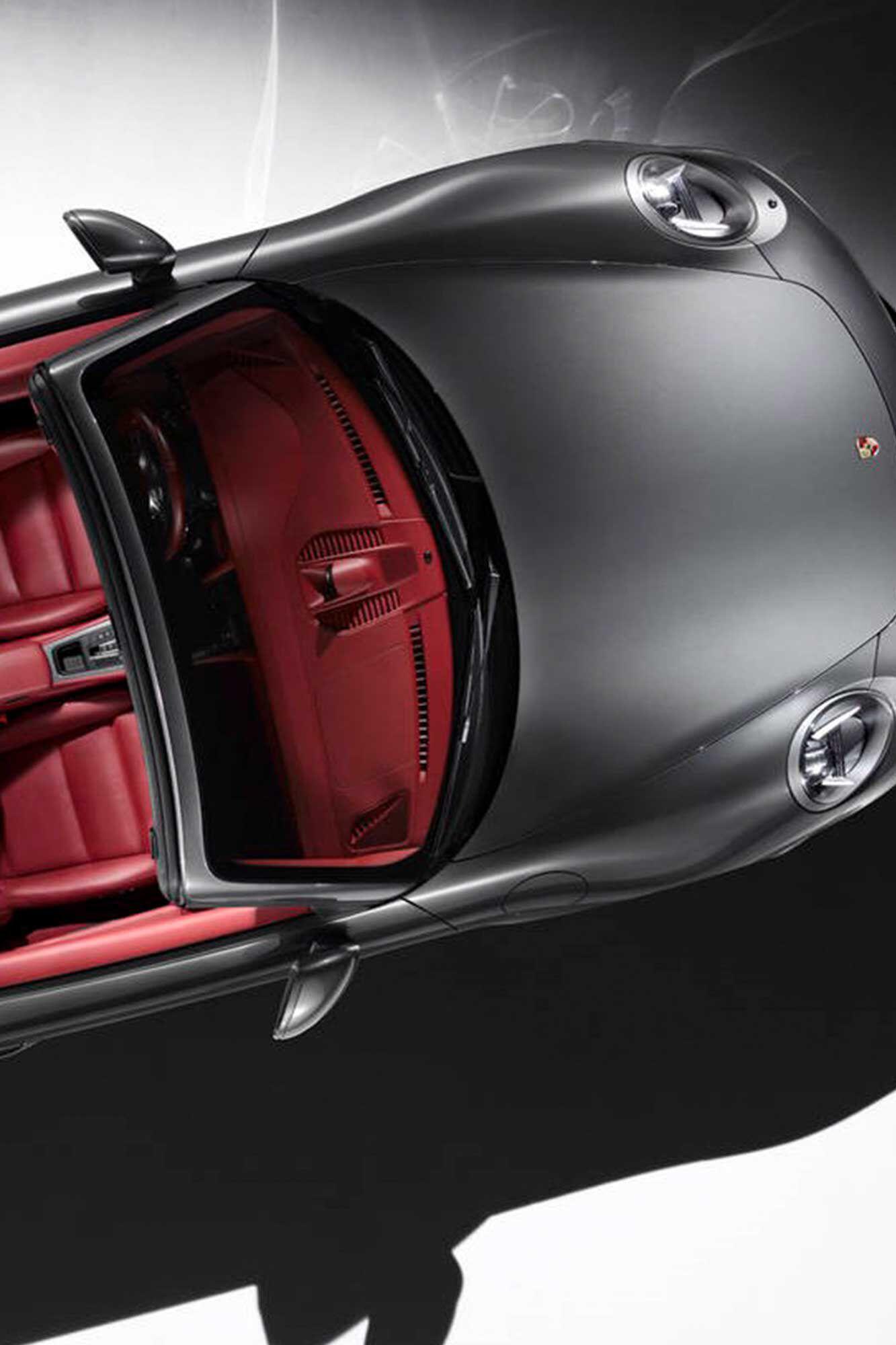 The Porsche 911 Book TE1066, MULTIPLE