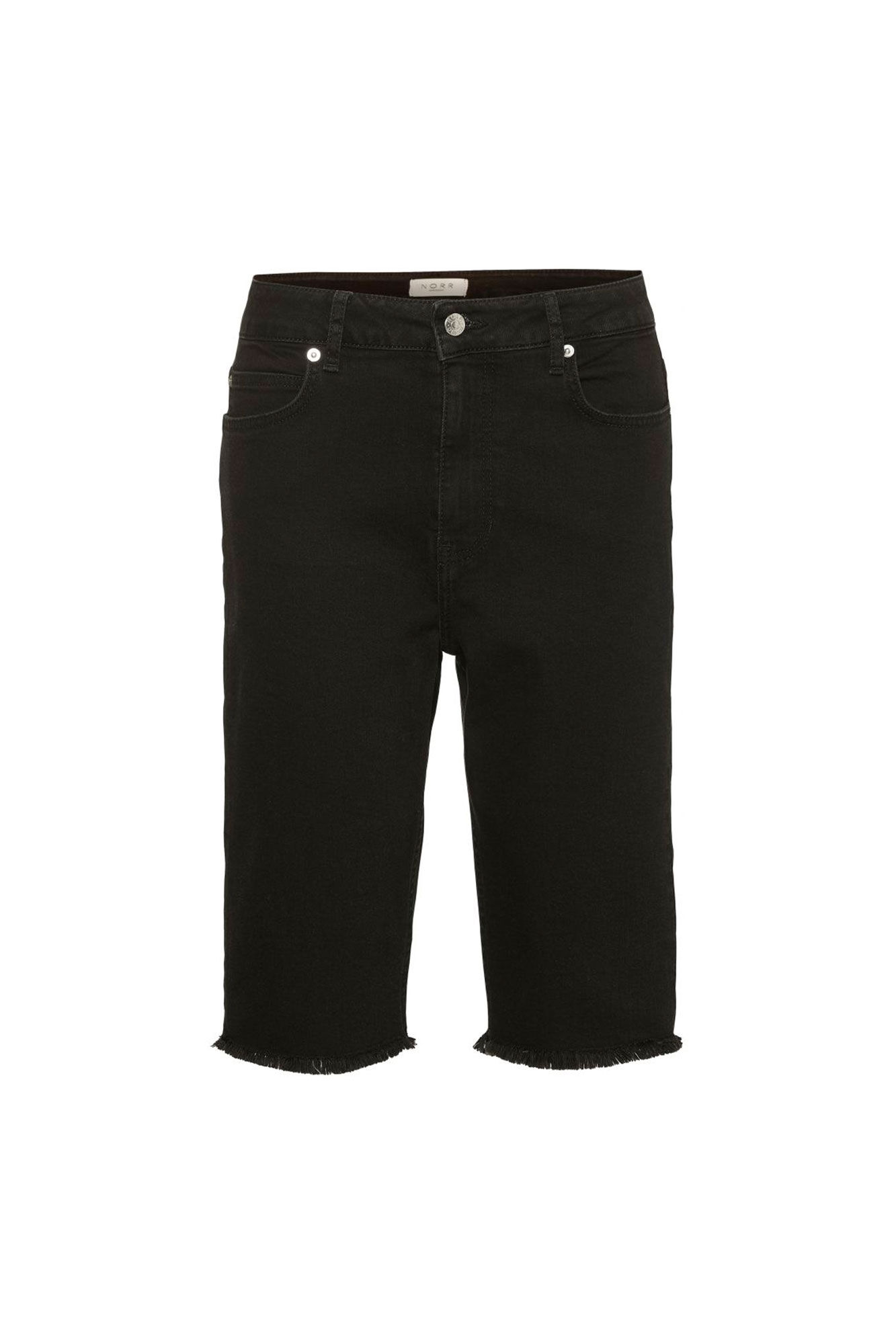 Jorden denim bermudas 11861307, BLACK