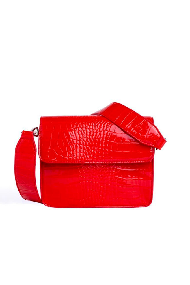 Cayman Shiny Strap H1021, RED