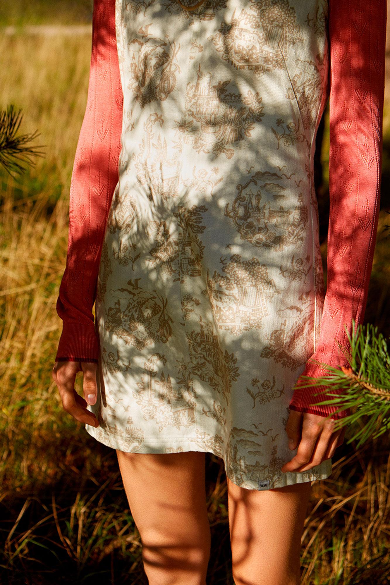 Amy dress 11911114-7041