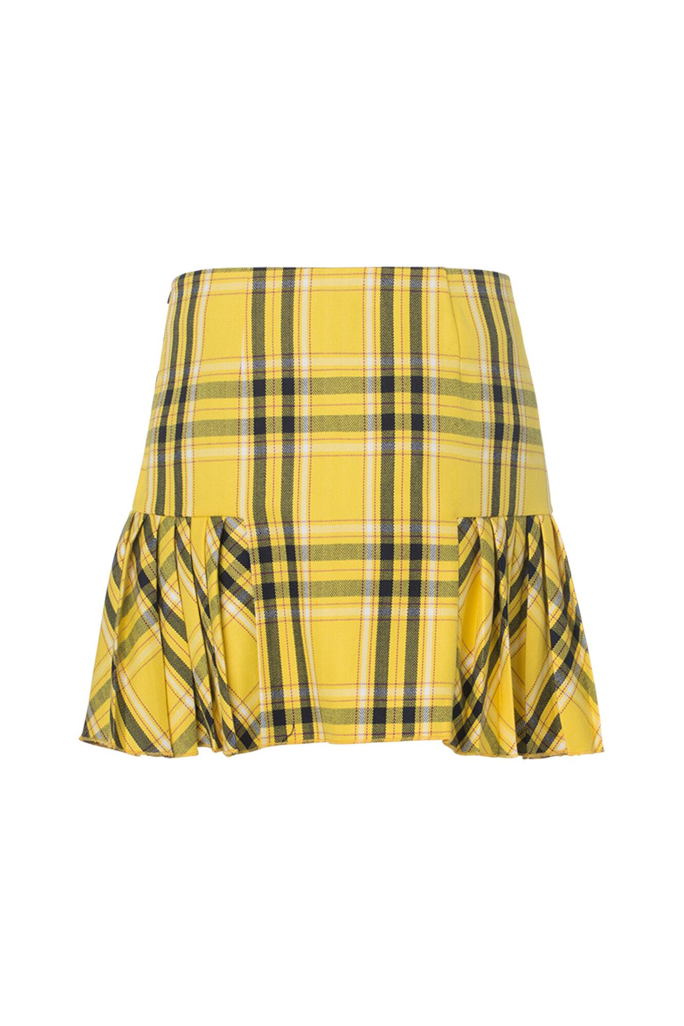 Mona Skirt 03790215, SUNFLOWER
