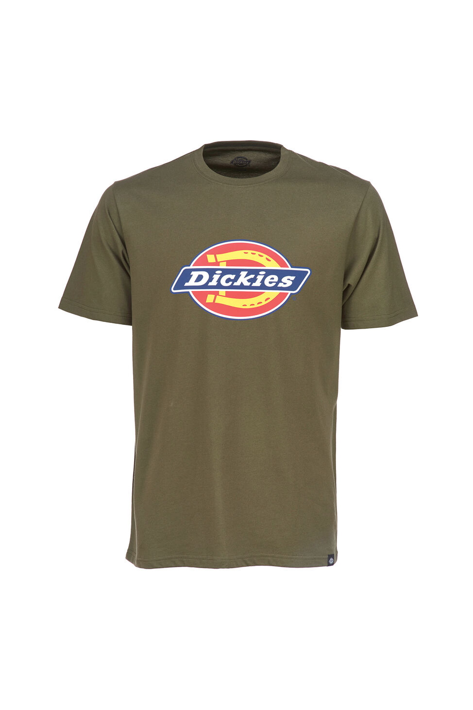 Horseshoe Tee 0600075, DARK OLIVE
