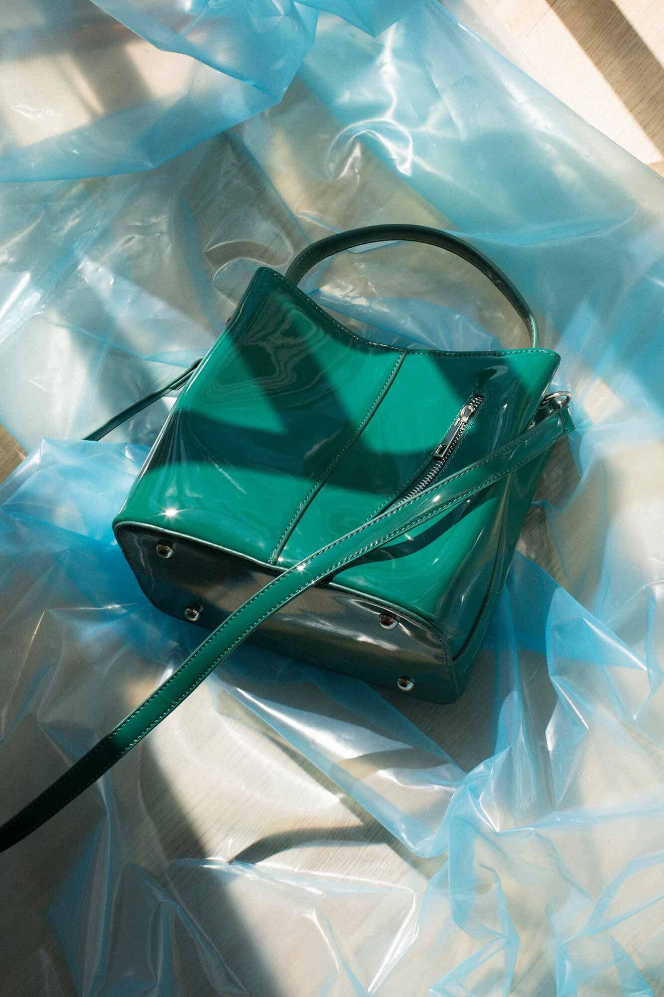 Glaze medium H1230, BABY BLUE
