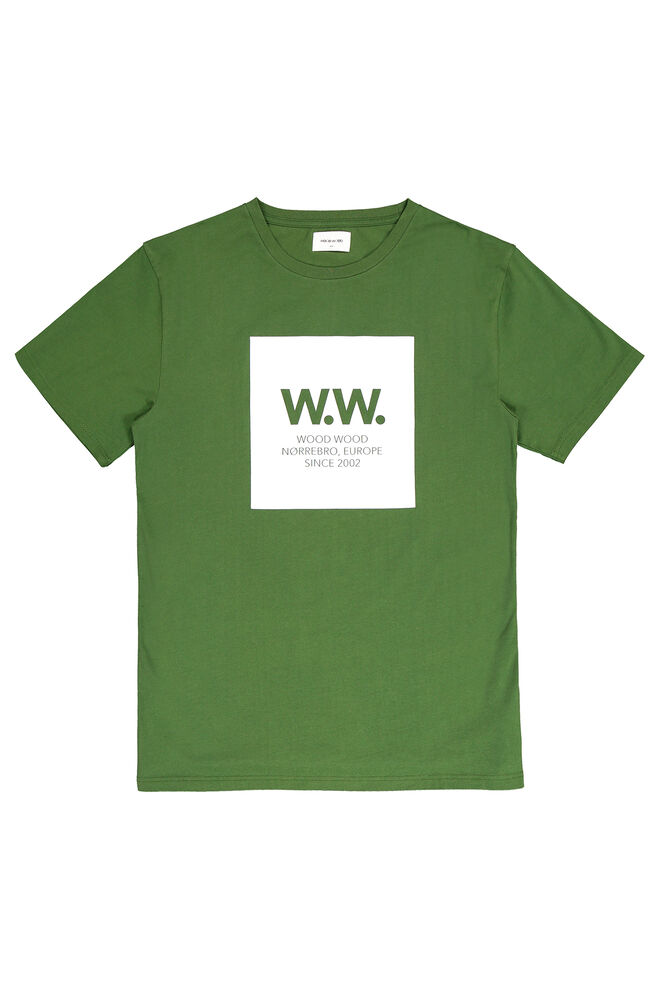 WW square 11915726-2334, GREEN
