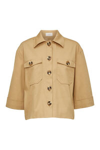 Shae Shirt 11861182, BEIGE