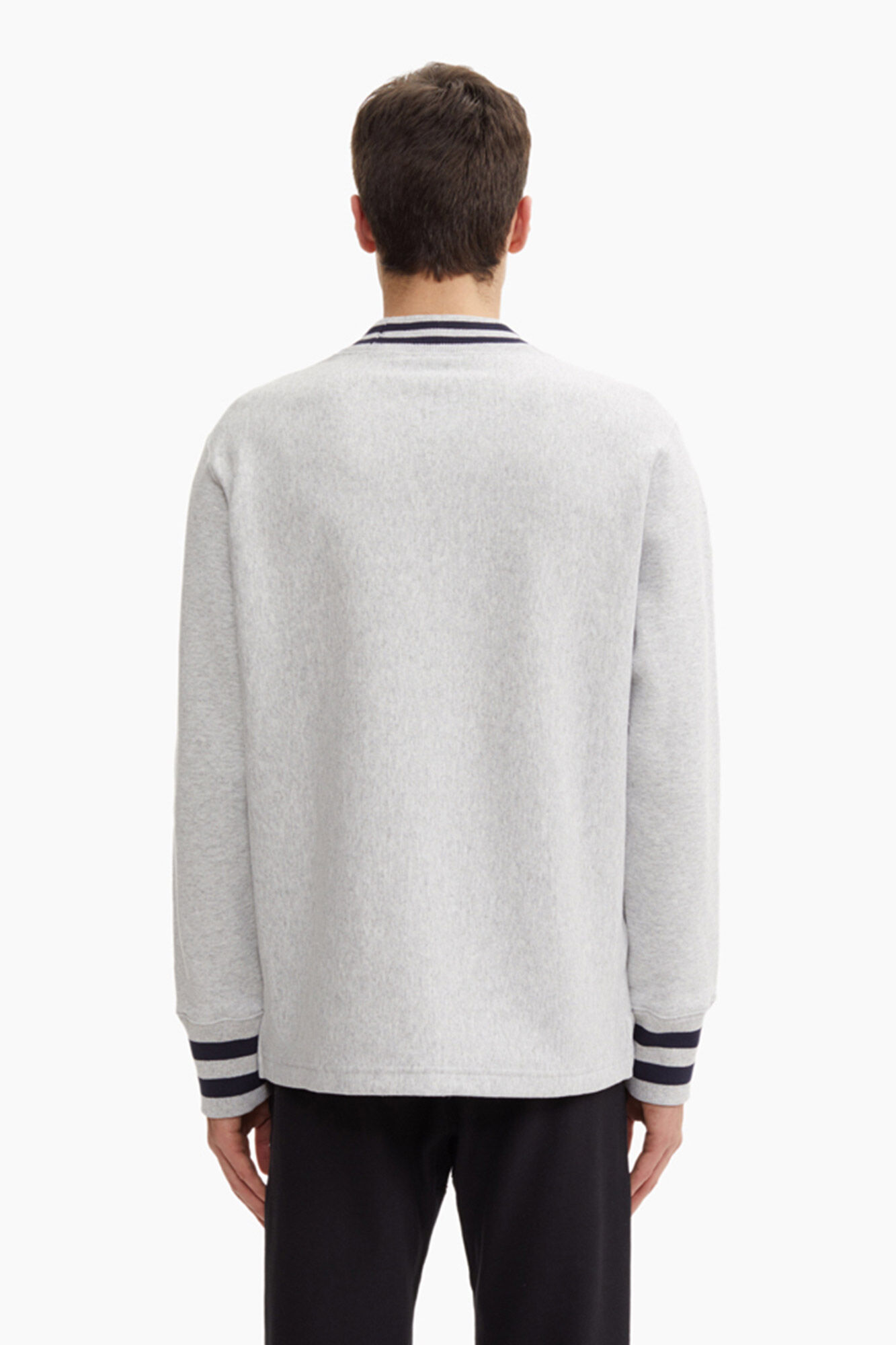 High Neck Sweatshirt 213029, LOXGM