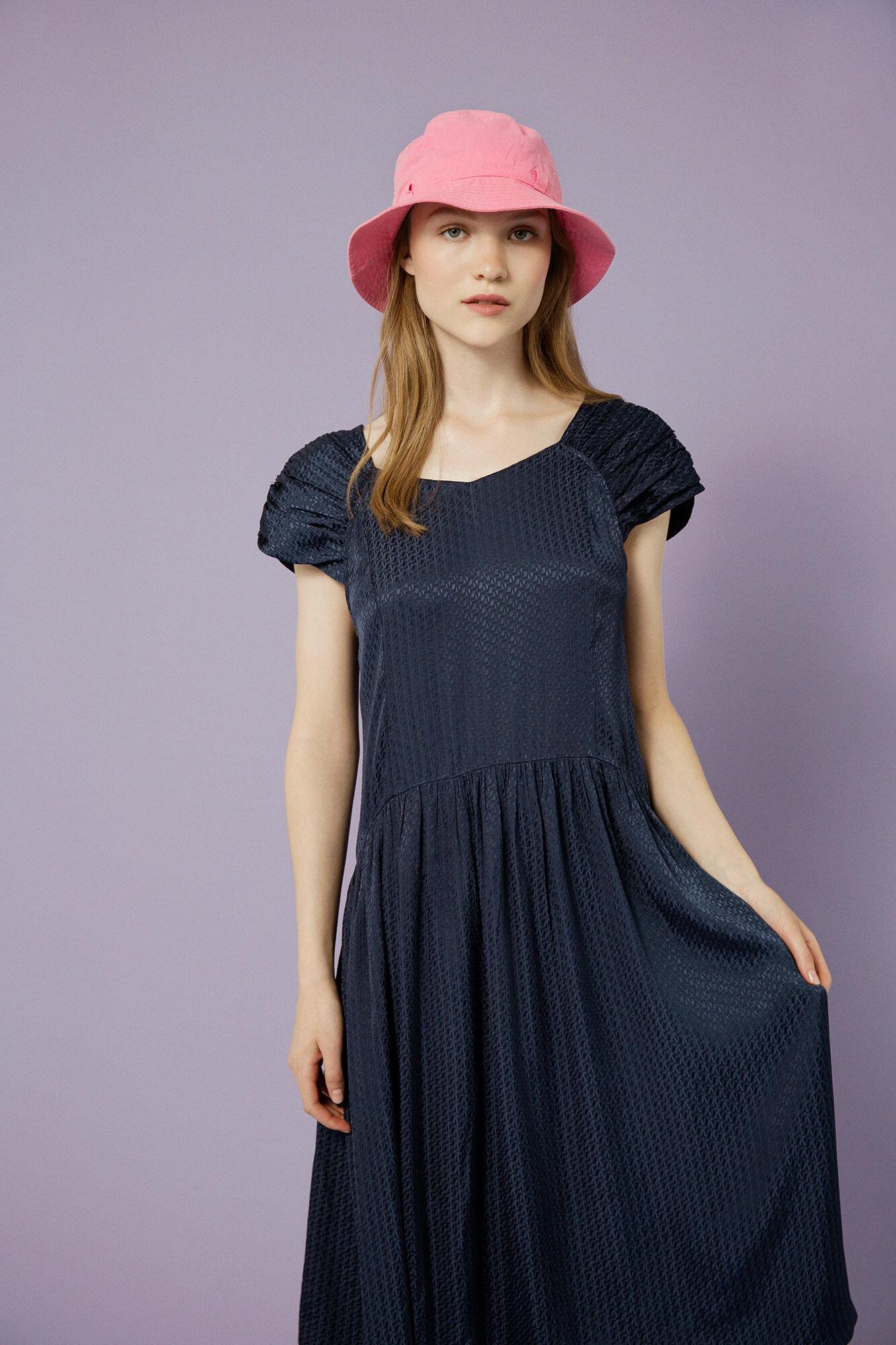Mae Dress 03950220, NAVY