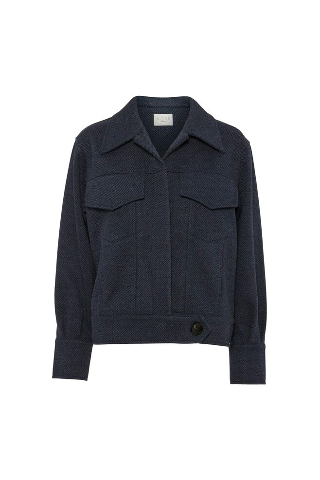Kenia jacket 11861124, BLUE MELANGE