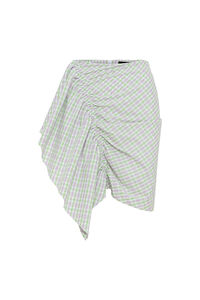 Kuka Skirt 3122541, GREEN CHECKS