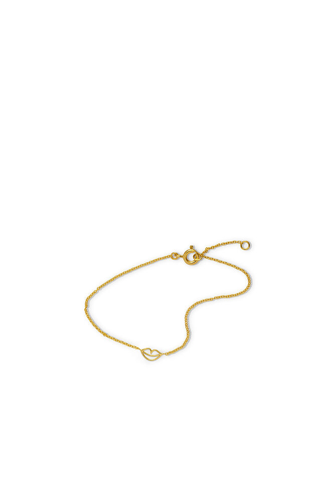 Secret Bracelet LULUB017, GOLD PLATED