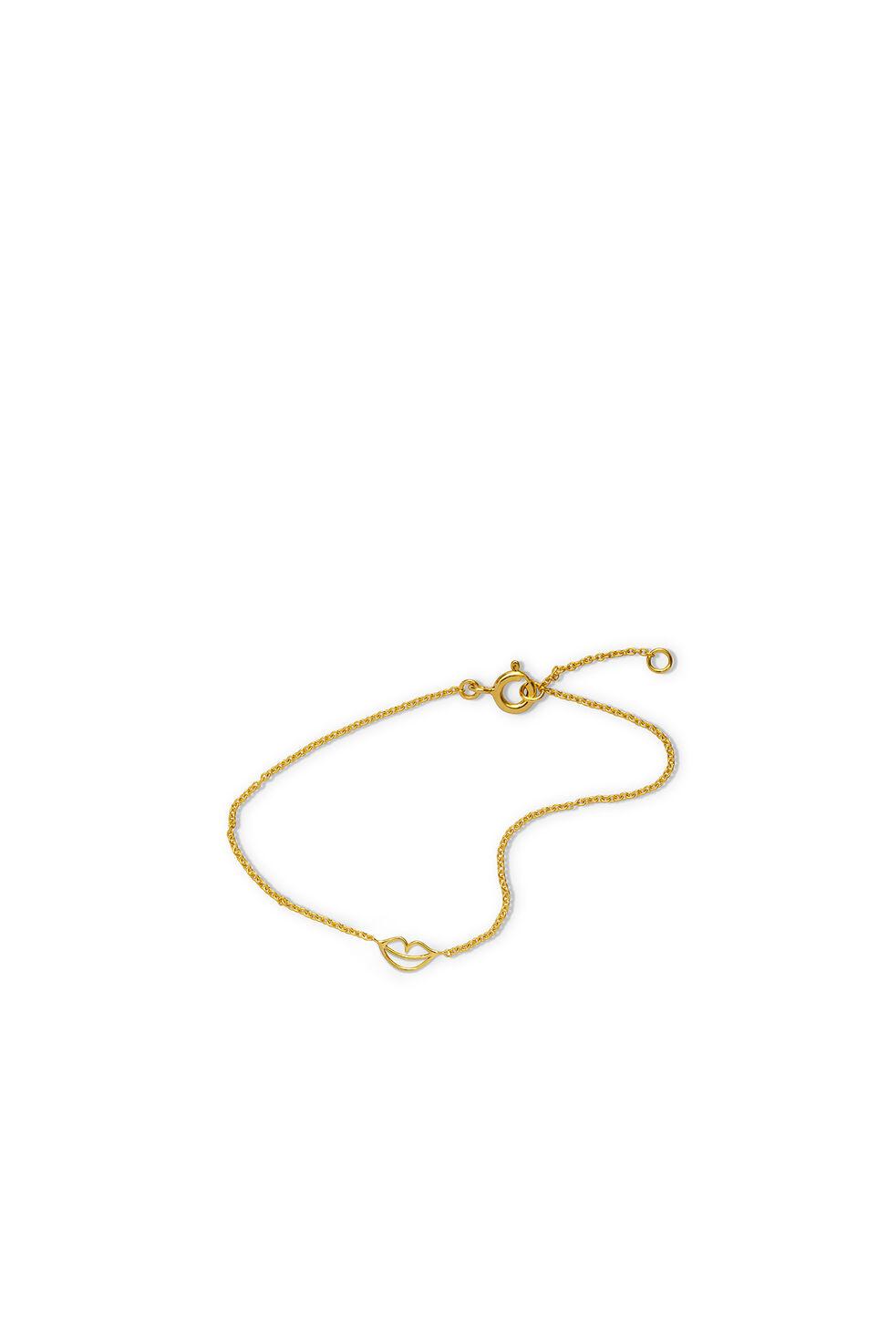 Secret Bracelet LULUB017, GOLD PLATED