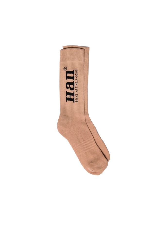 Socks A-90101, SAND