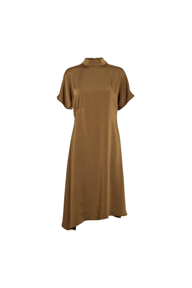 Eva dress 11861344, BROWN