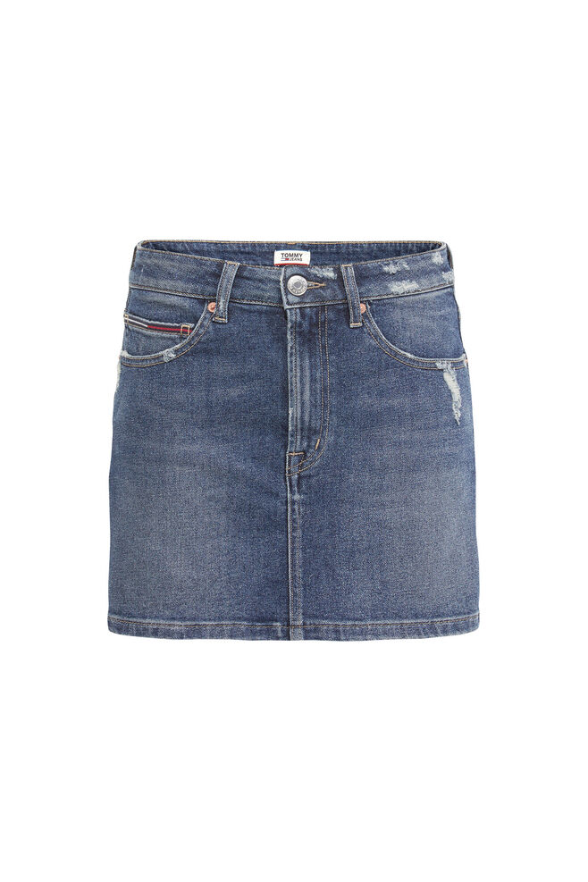 Regular Denim Skirt DW0DW06482, CALI MID BL COM