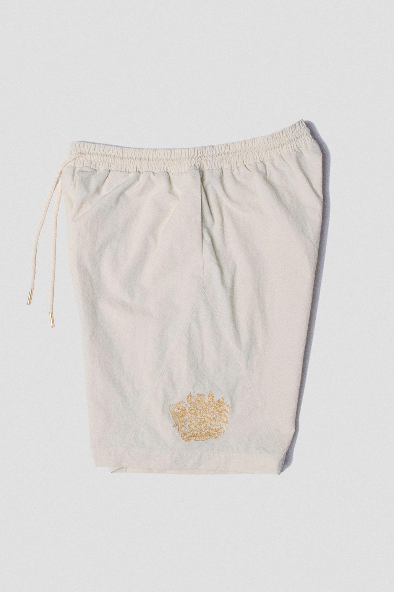 Shorts M-110098, OFF WHITE
