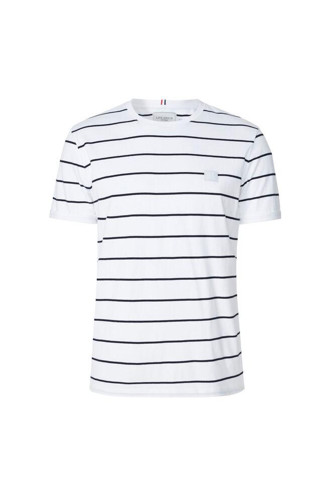 Betroist T-shirt LDM101031, WHITE/NAVY