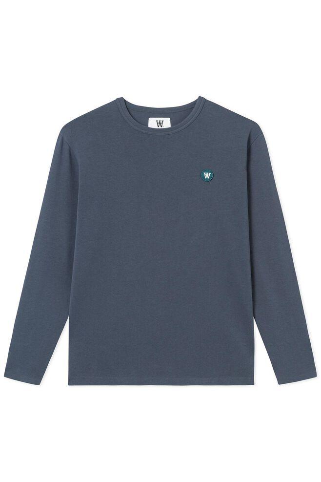 Mel long sleeve 10925402-2323, DARK BLUE
