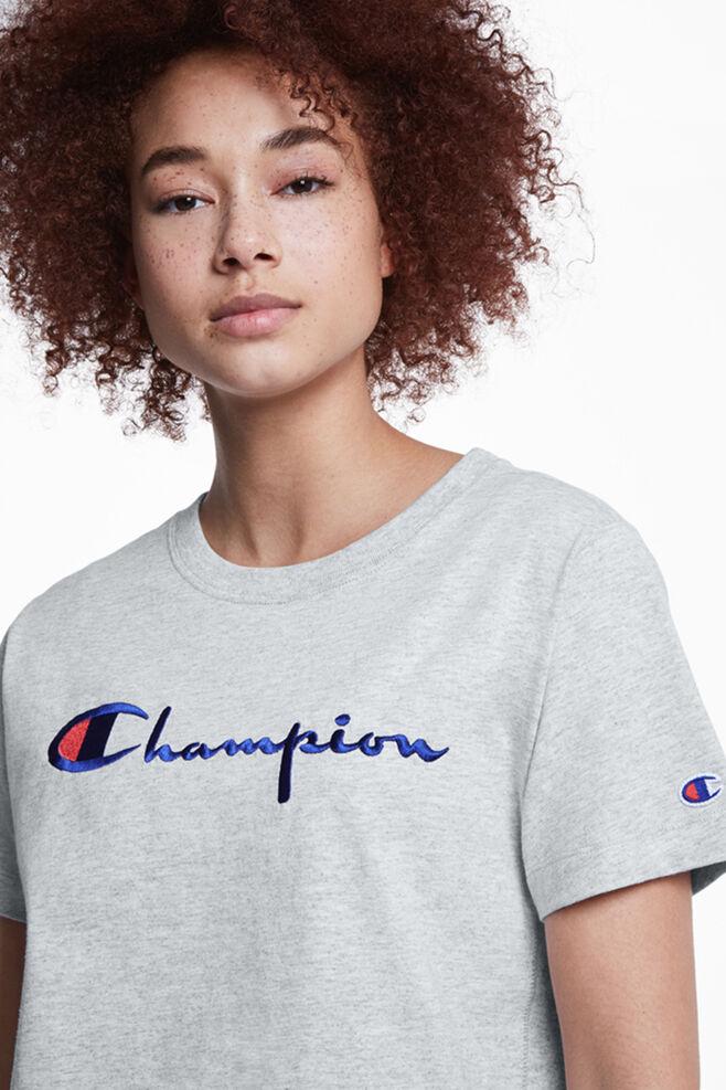 Crewneck T-shirt 110772