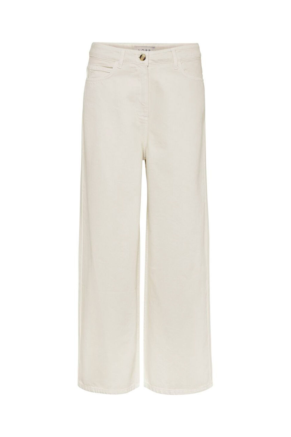 Hannah Wide Leg Jeans 11861209, OFF WHITE