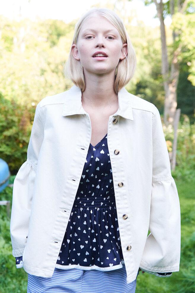 Hannah Denim Jacket 11861218