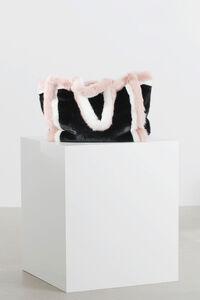 Lola bag 60768-8494, BLACK/PINK/WHITE