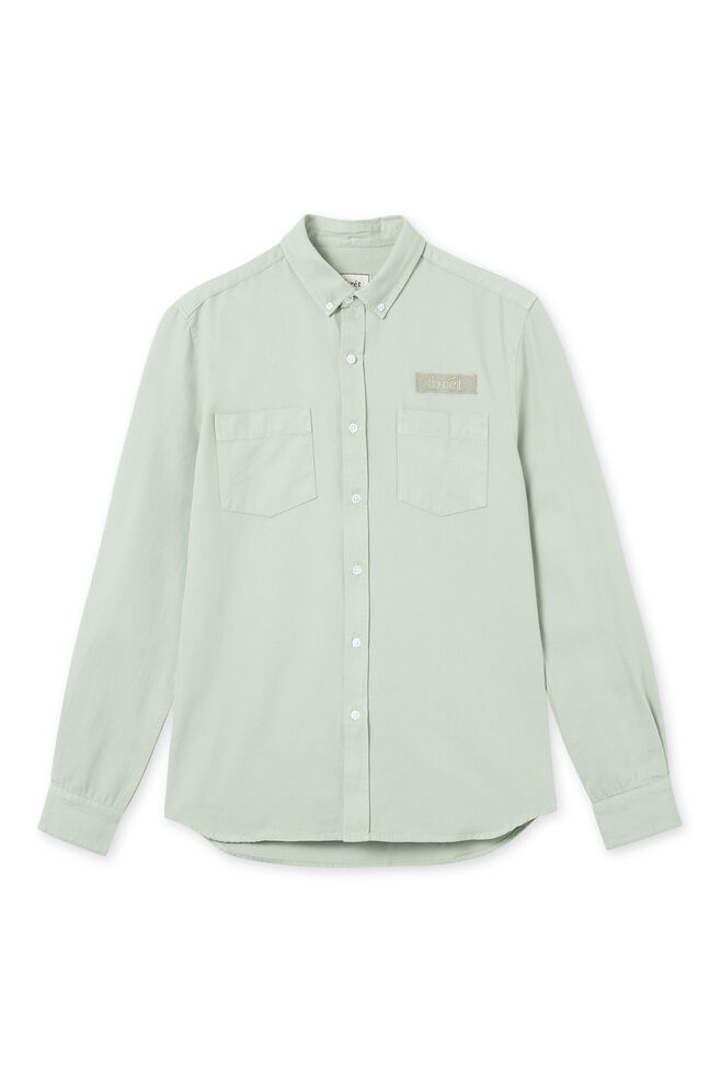Bear Shirt 445, SAGE GREEN