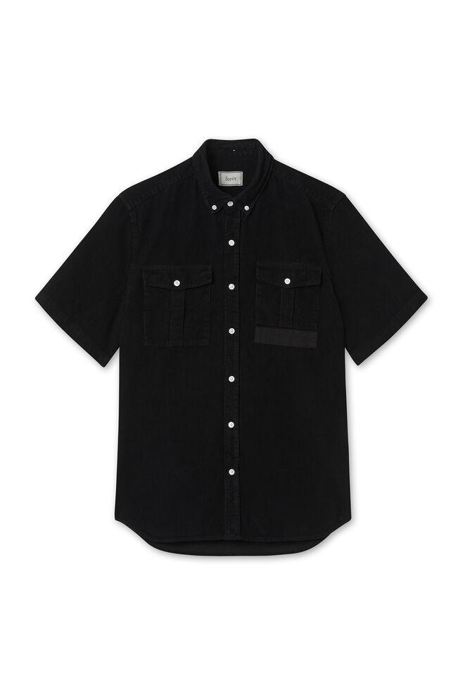 Tool Shirt 455, BLACK