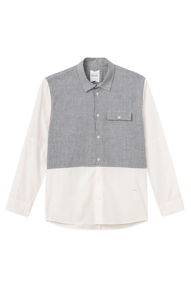 Arthur shirt 11915306-1144, OFF-WHITE