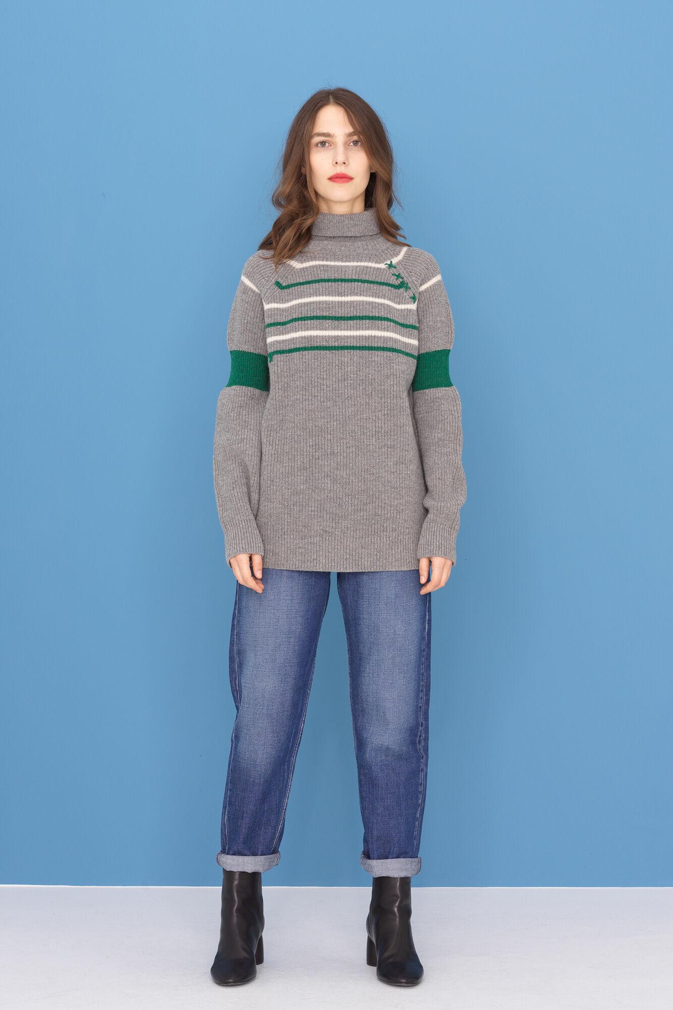 Mending Lambswool Sweater 2785