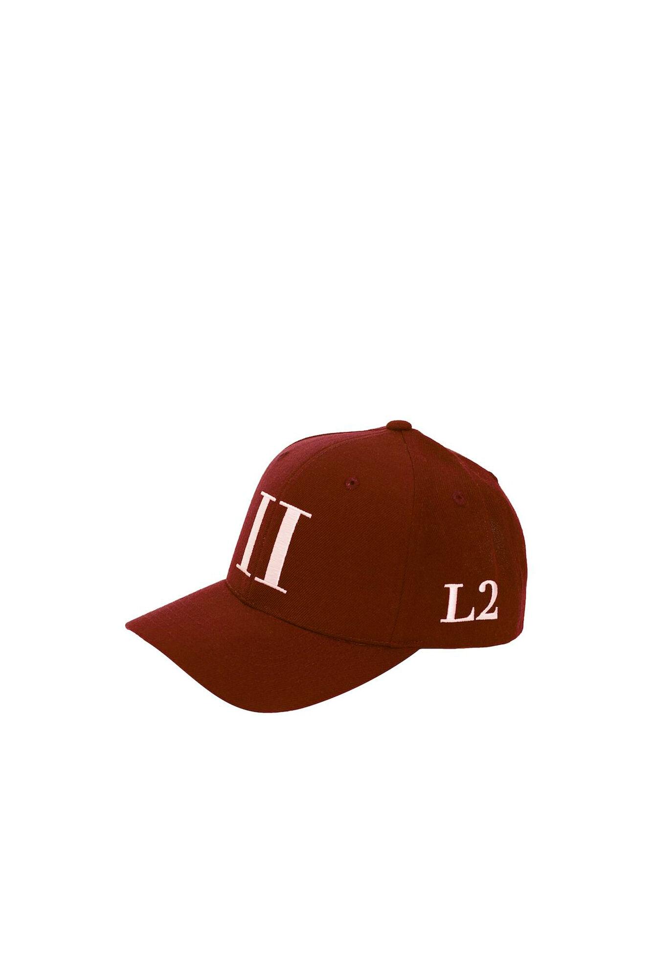 Baseball cap II LDM702002, BORDEAUX