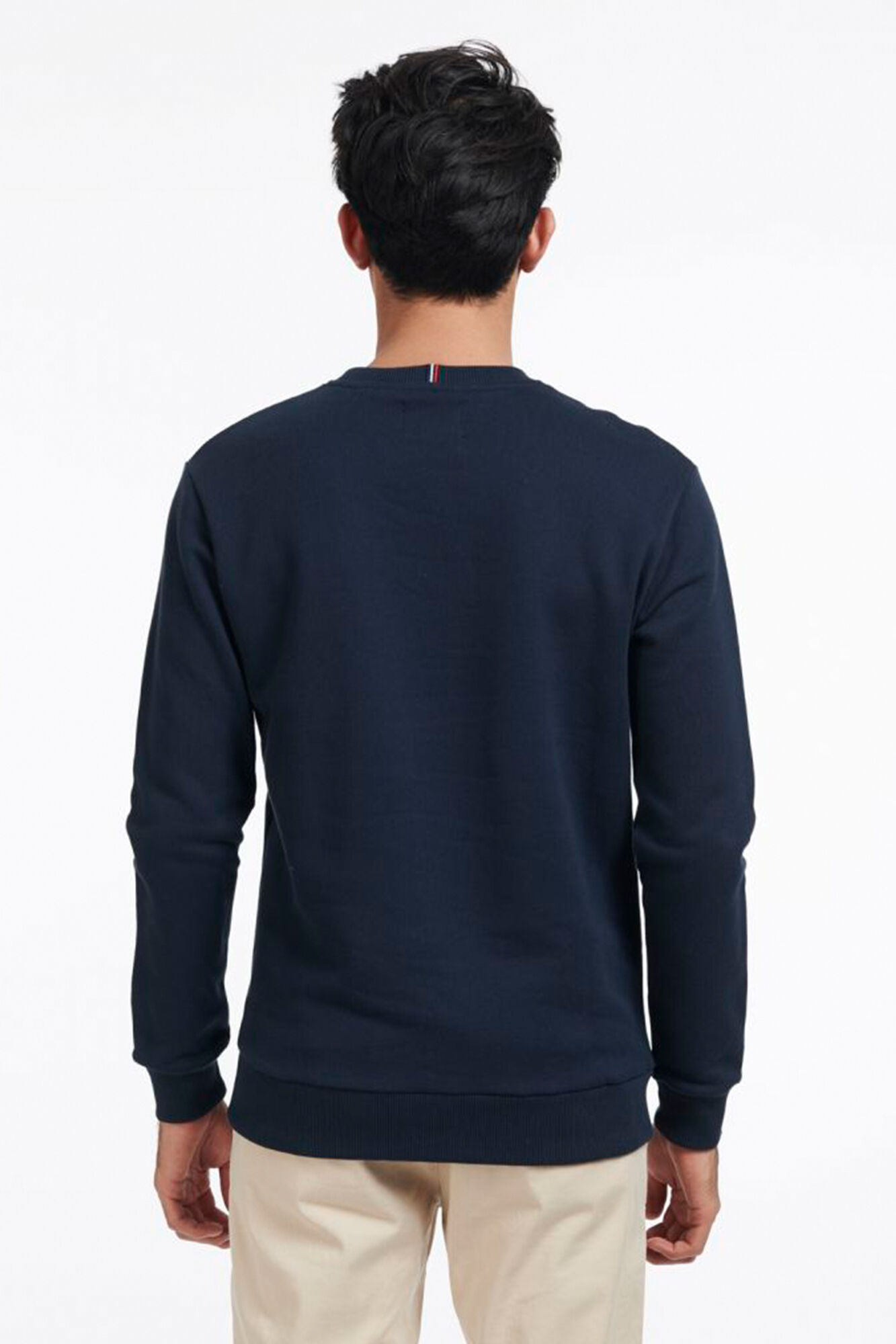 Leperie Sweatshirt LDM200036, DARK NAVY