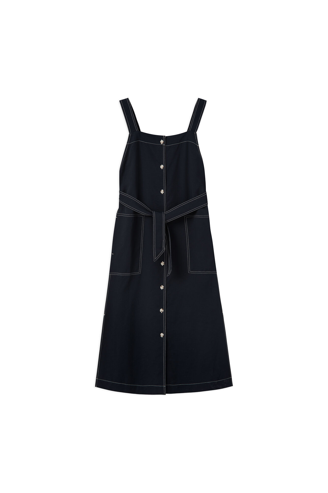 Charlotte dress 11911100-1156, NAVY