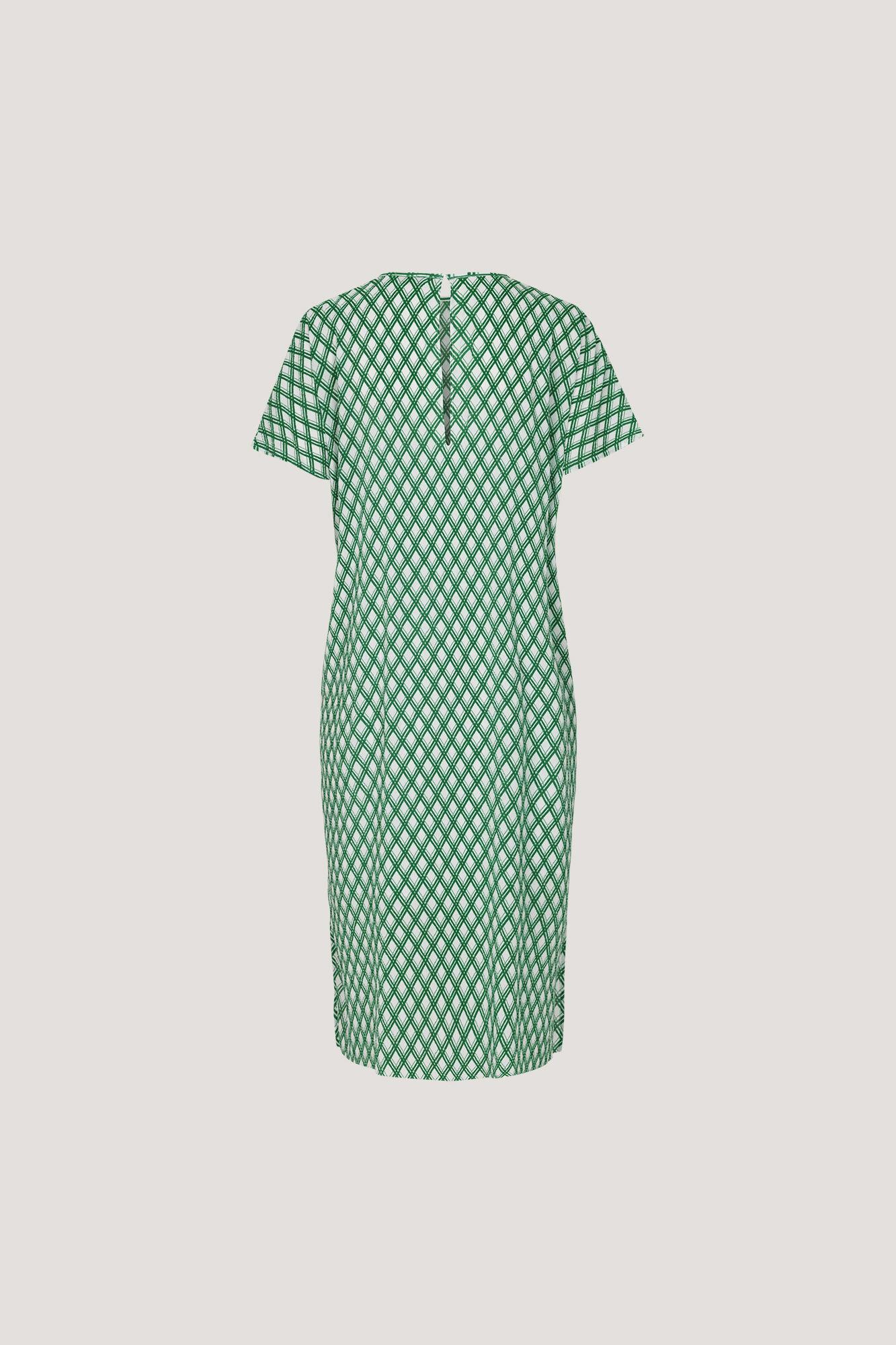 Callisia ss dress aop 9699