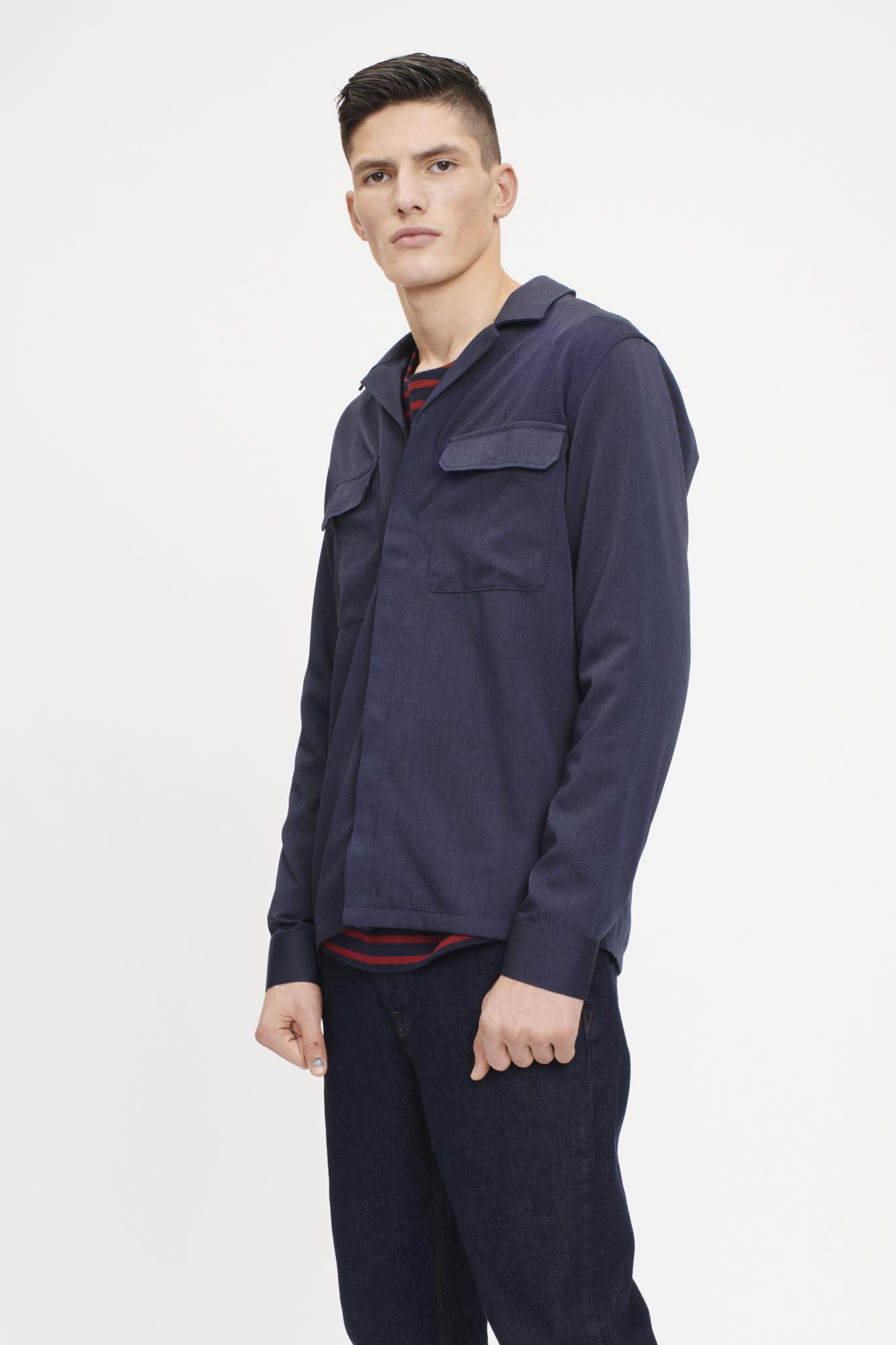 Verner AE shirt 10923