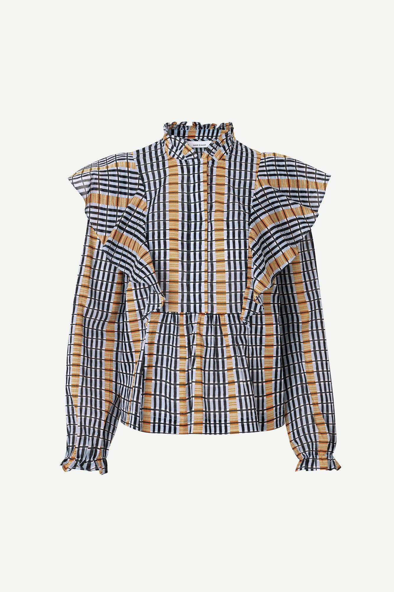 Martha shirt aop 11159