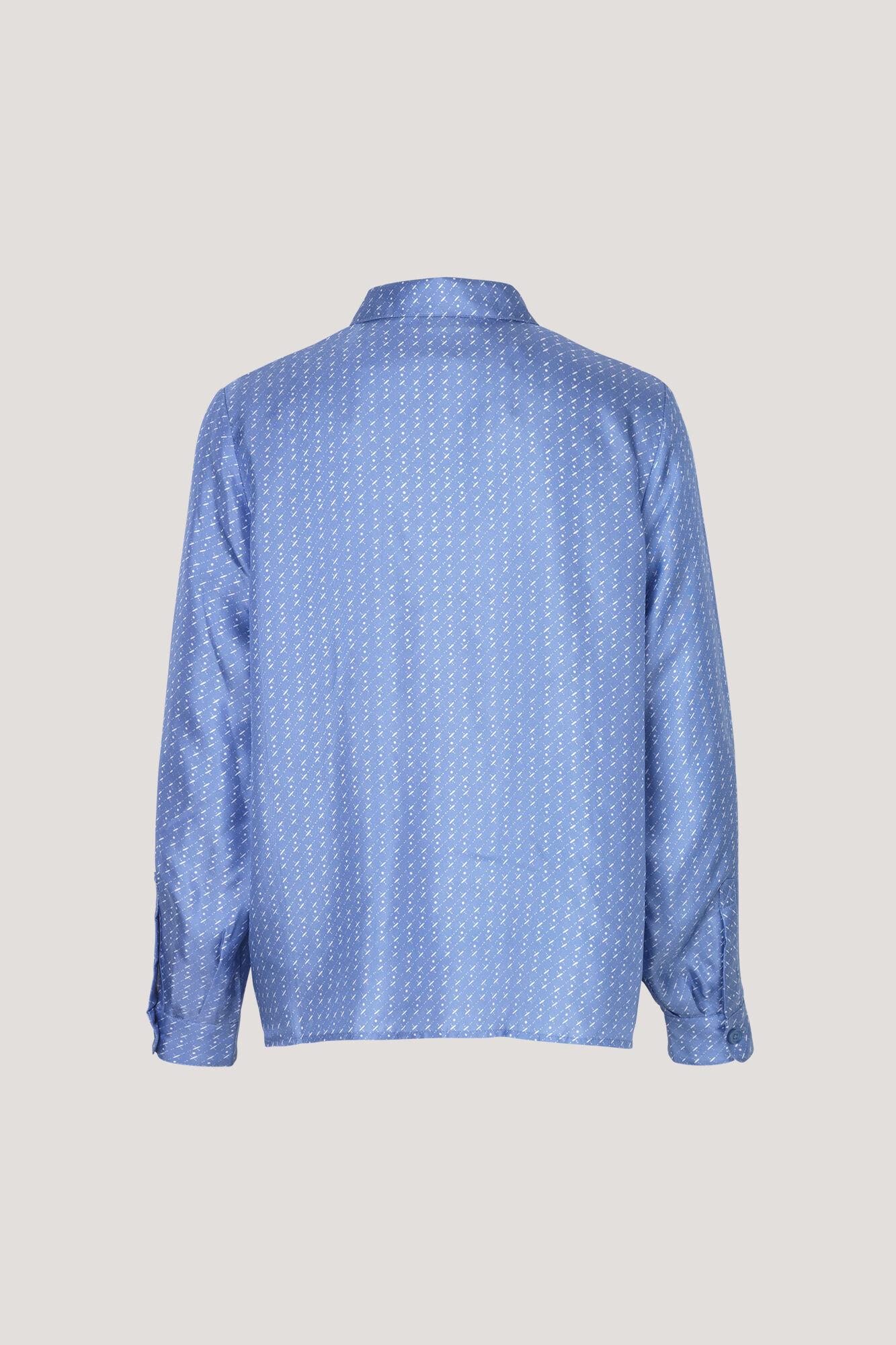 Alexandria shirt aop 10861