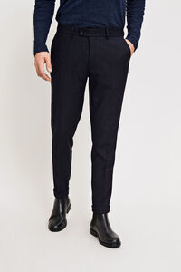 Laurent pants fold up 7390