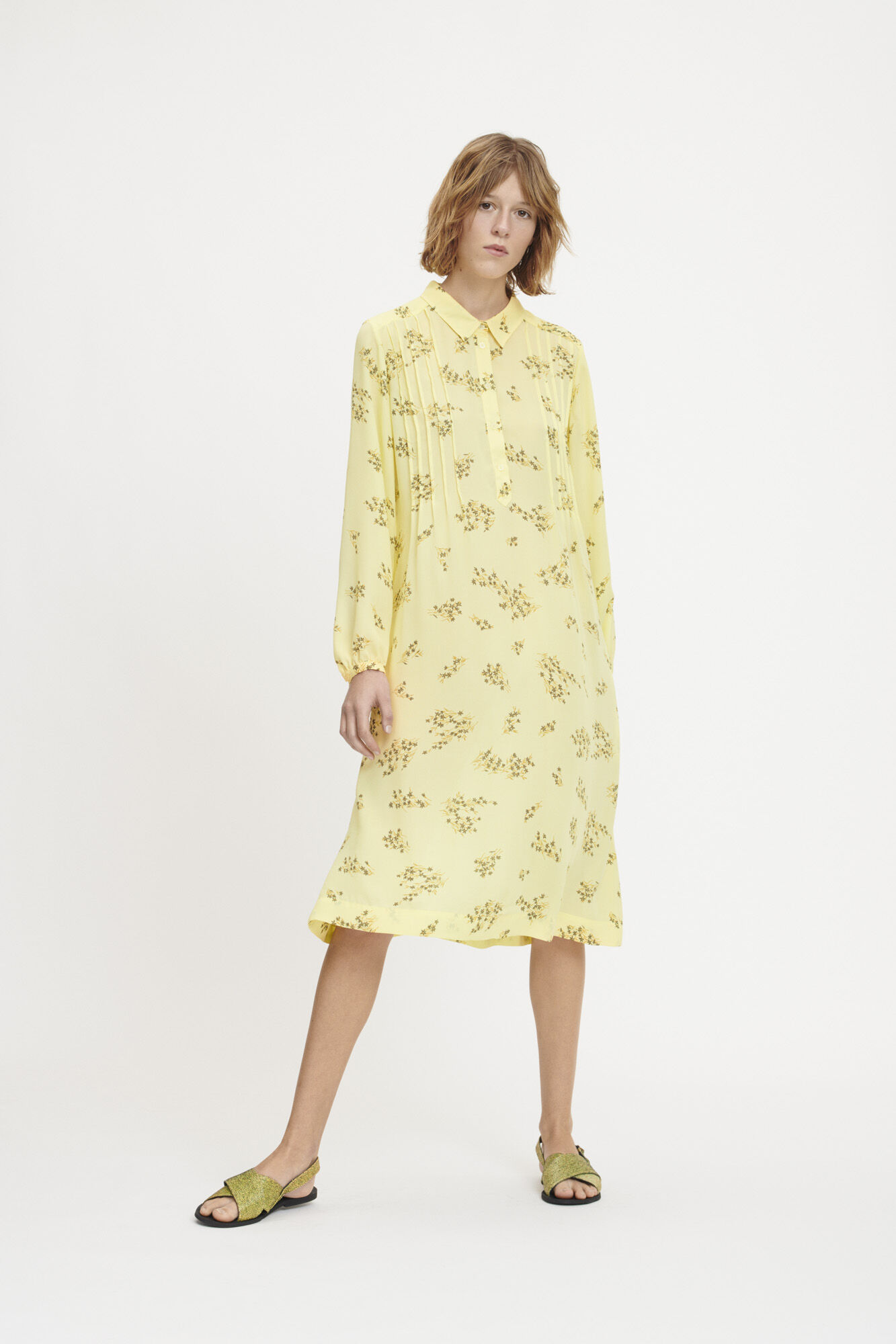 Musa shirt dress aop 6891
