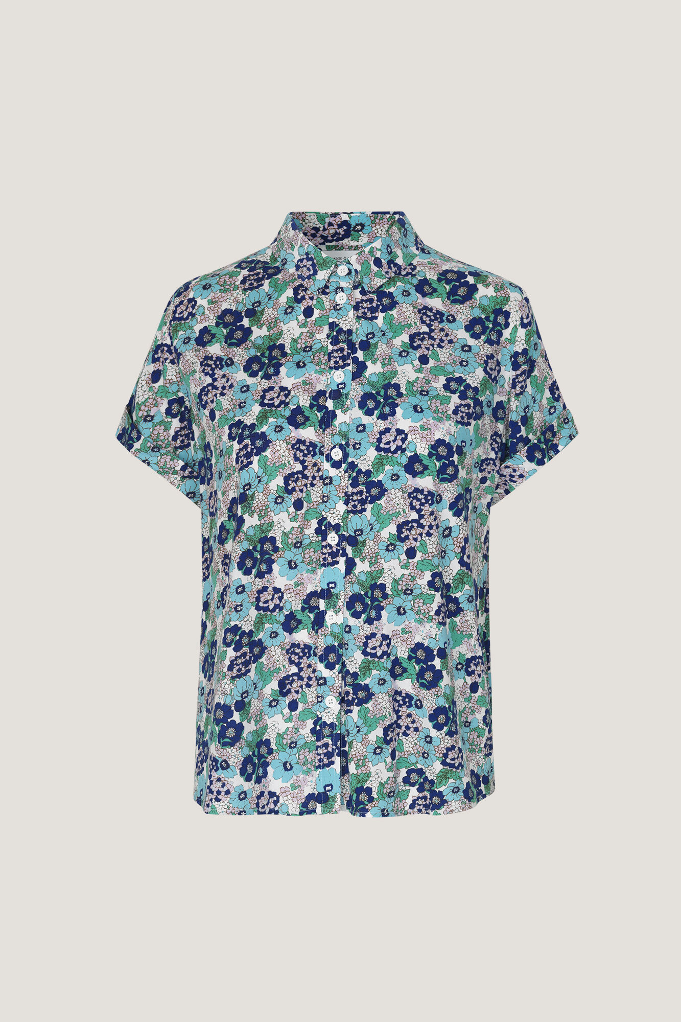 Majan ss shirt aop 9942