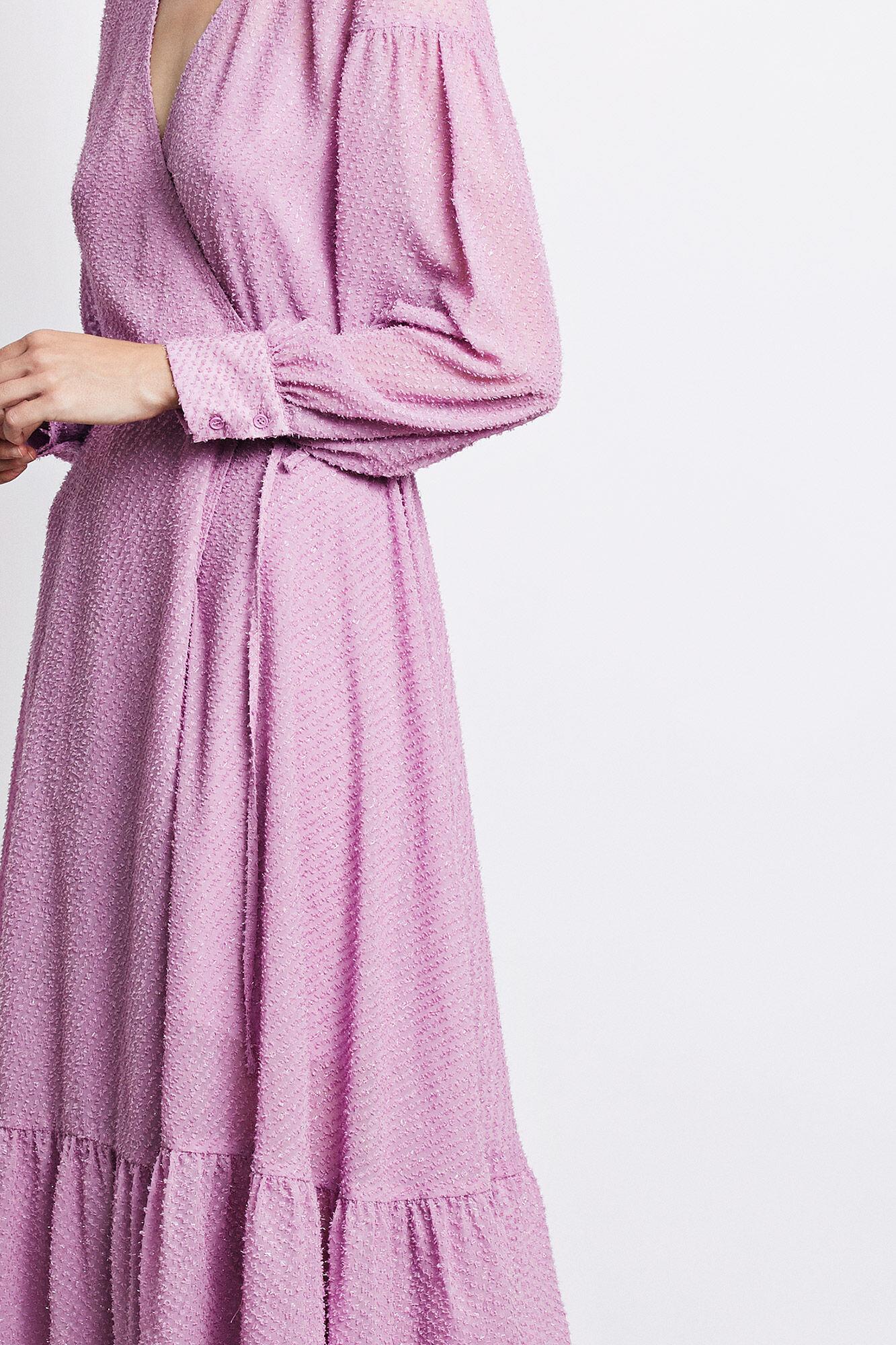 Tulip long dress 11512