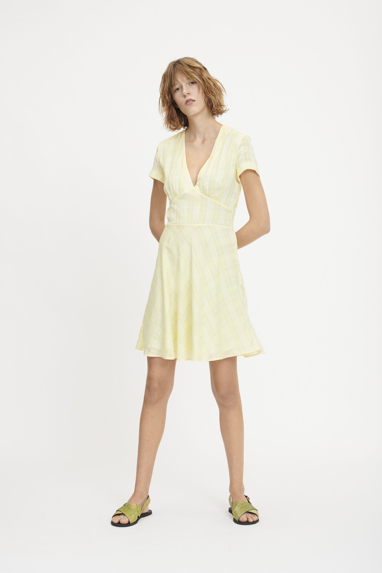 Cindy short dress 10866