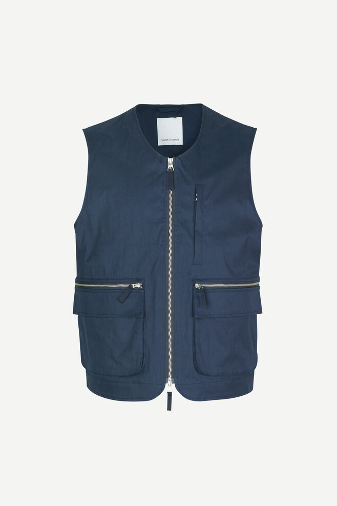 Bue waistcoat 11118
