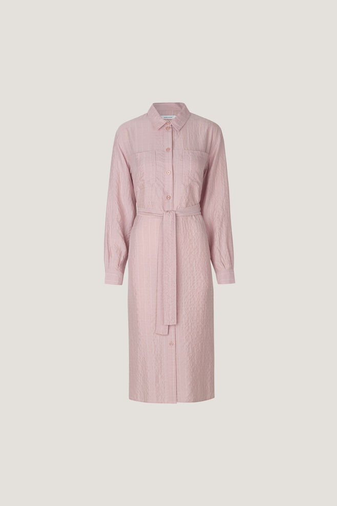 Clora shirt dress 10854