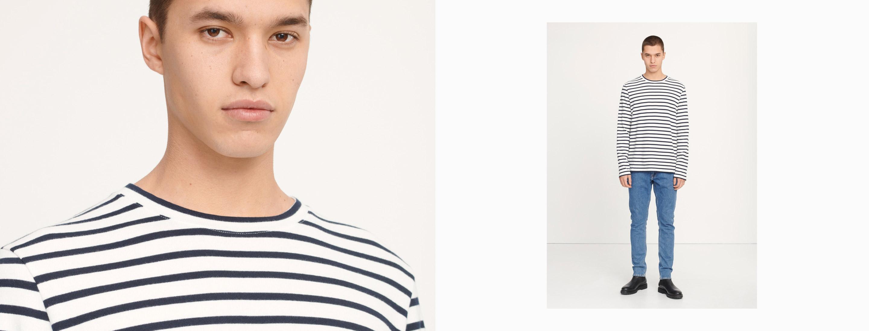 Longsleeved T-shirts