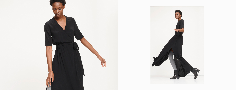 Woman Maxi Dress Category
