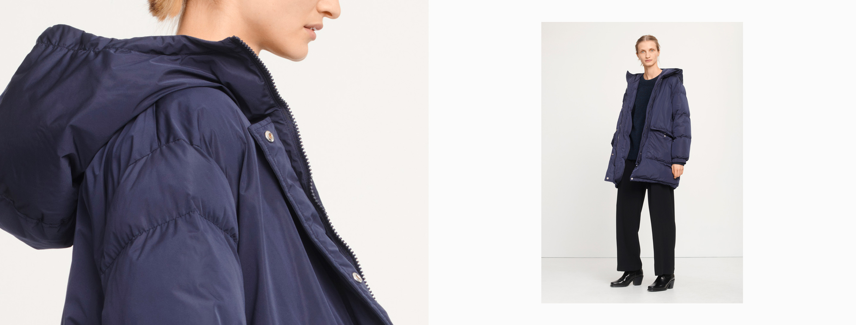 Woman Coats Category