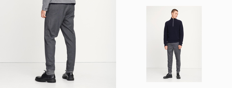 Pants category